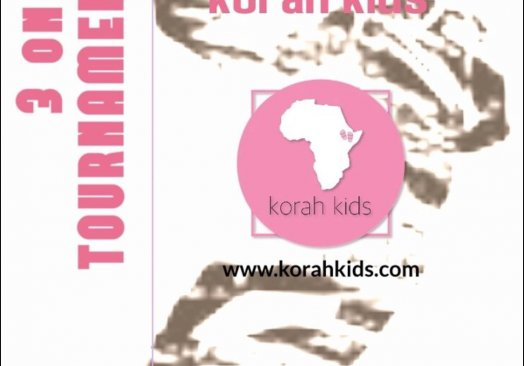 Korah Kids Tournament *POSTPONED*