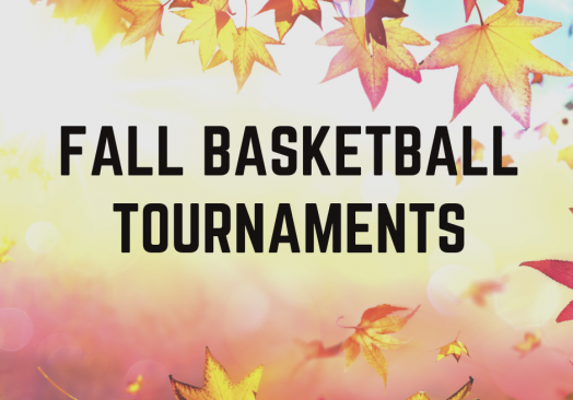 Fall Boys and Girls Tournaments