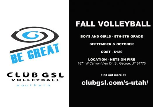 Club GSL Fall Volleyball