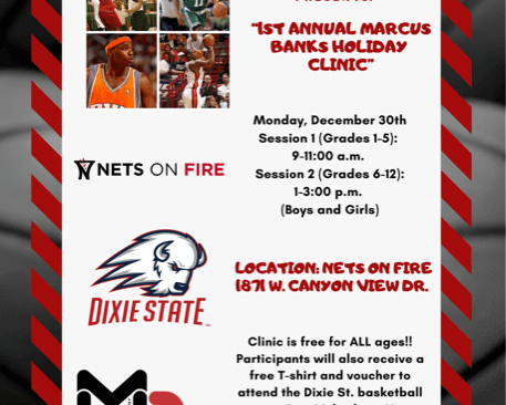 Marcus Banks Holiday Clinic