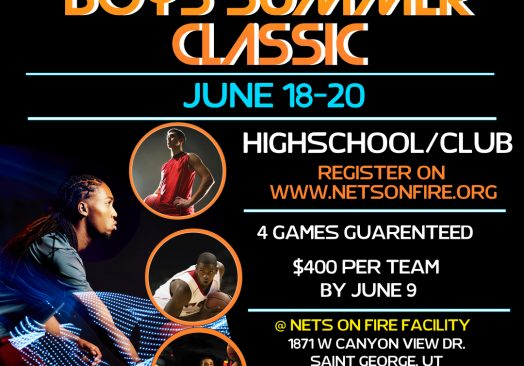 Nets On Fire High School/Club Boys Summer Classic