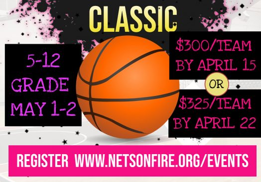 Nets On Fire Girls Spring Classic