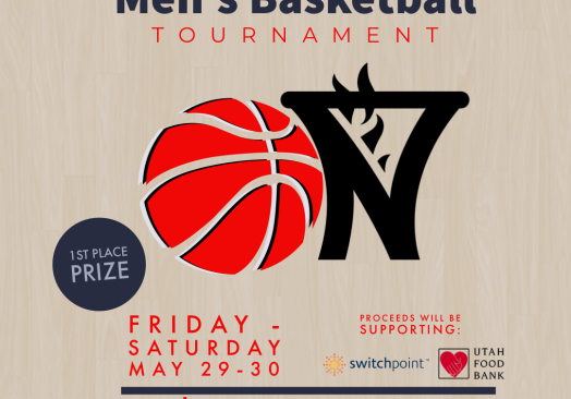 Men's Give-Back Tournament