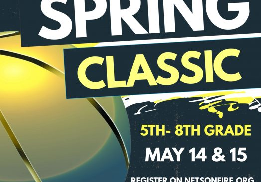 Nets On Fire Spring Classic